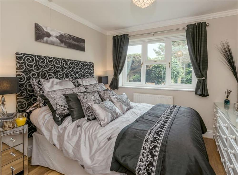 Attractive double bedroom at Morea in Horning, Norfolk