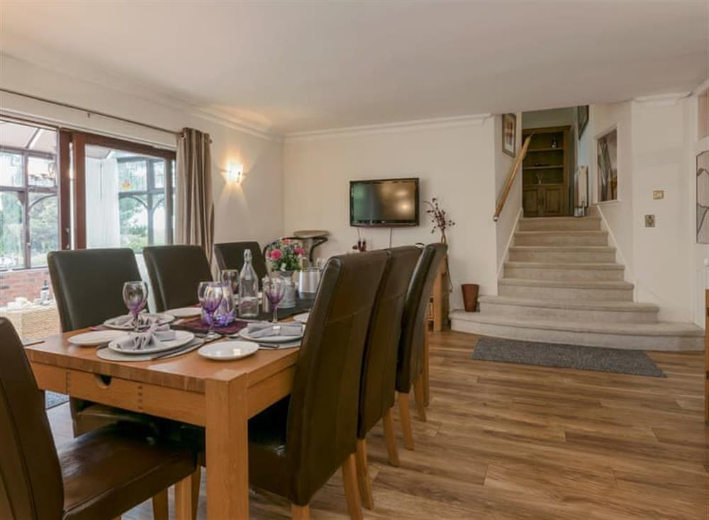 Ideal dining room (photo 2) at Morea in Horning, Norfolk