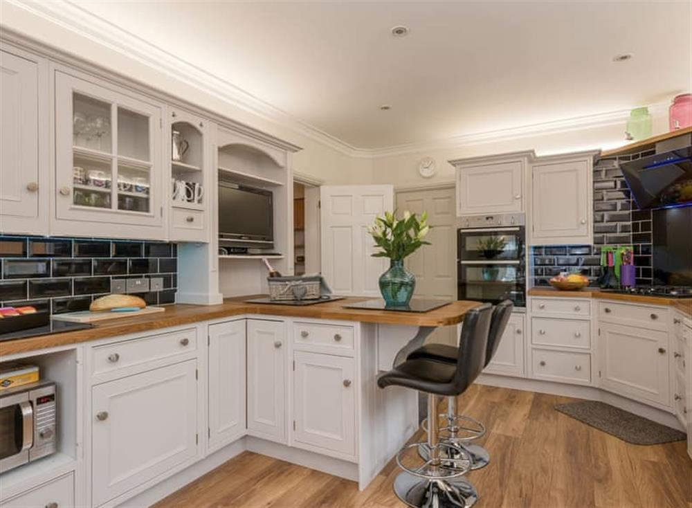 Stunning, well equipped kitchen at Morea in Horning, Norfolk