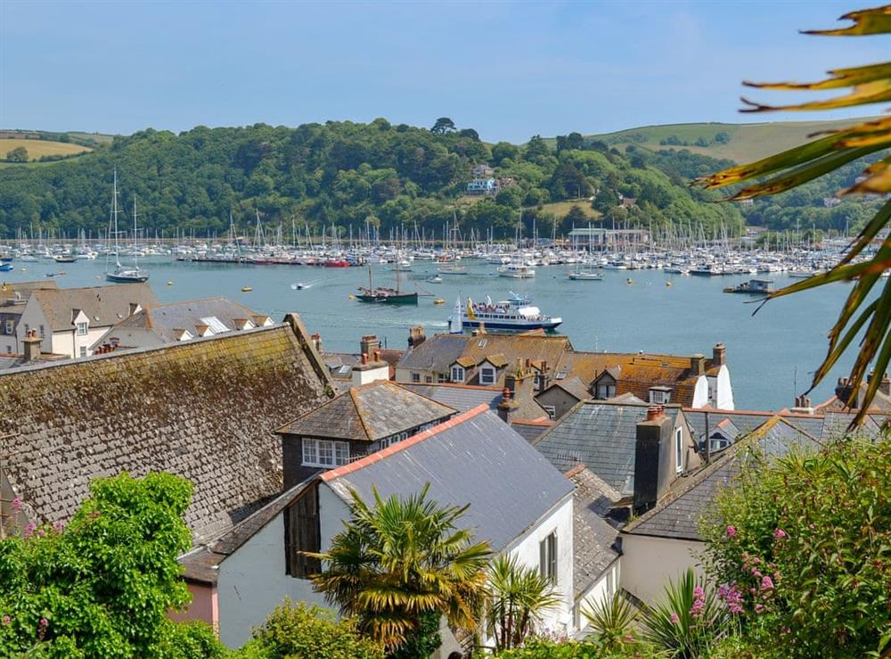 Amazing views at Morning Sun, Above Town 47 in Dartmouth, Devon