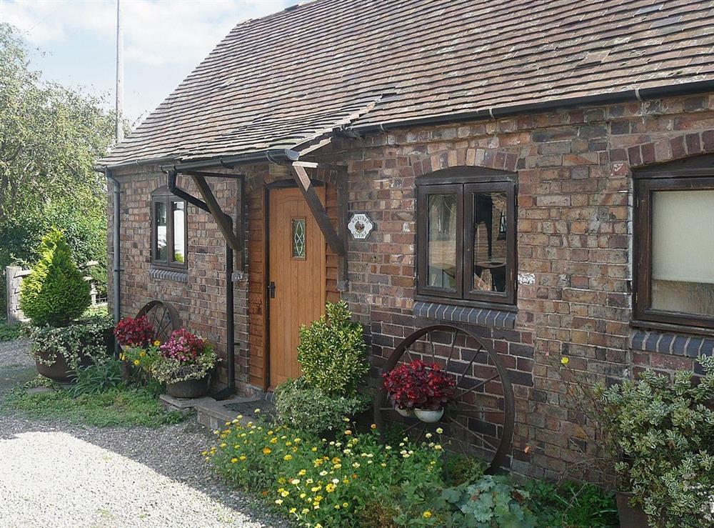 Exterior at Rickyard Cottage,