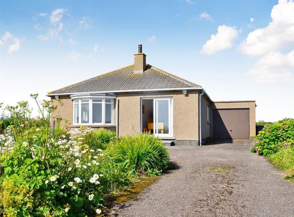 Exterior at Morys Cottage in Keiss, near Wick, Caithness