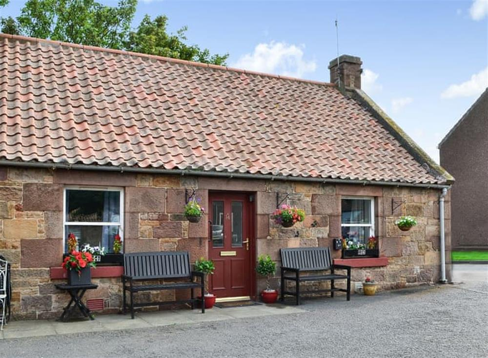 Wonderful 'B' listed holiday cottage at Mos on the Second in North Berwick,, East Lothian