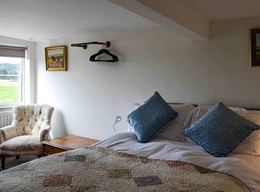 Double bedroom (photo 3) at Moss Hall Barn in Rushton, near Tarporley, Cheshire