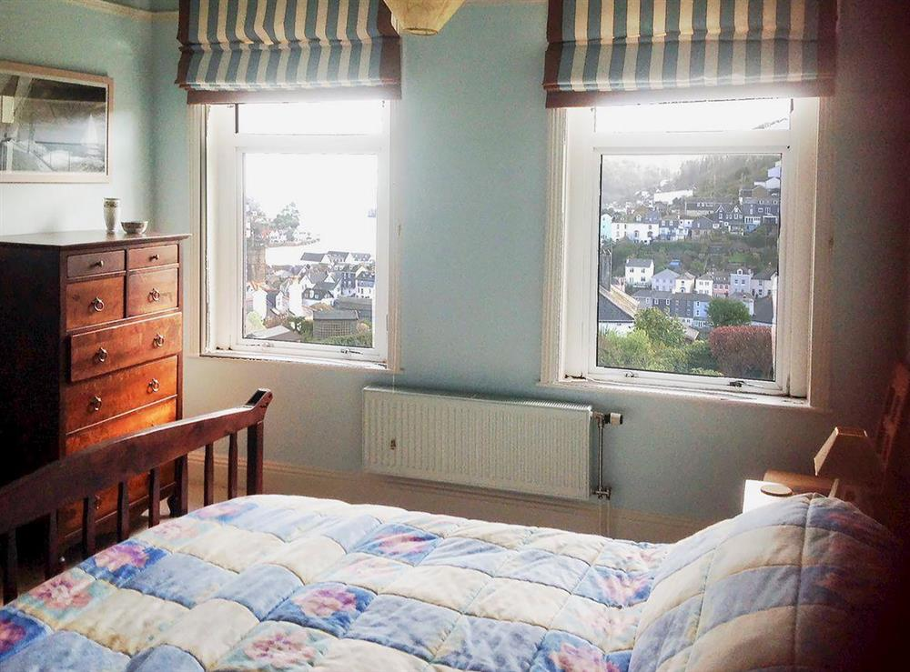 Double bedroom (photo 2) at Mount Boone 12A in Dartmouth, Devon