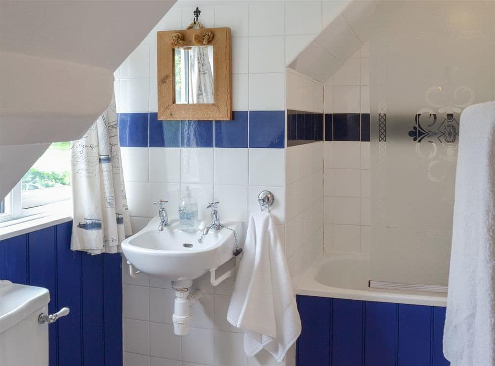 Bathroom at The Woodshed,