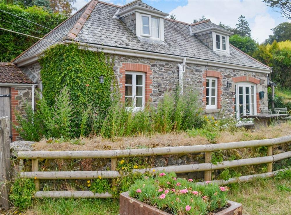 Charming holiday accommodation at The Woodshed,