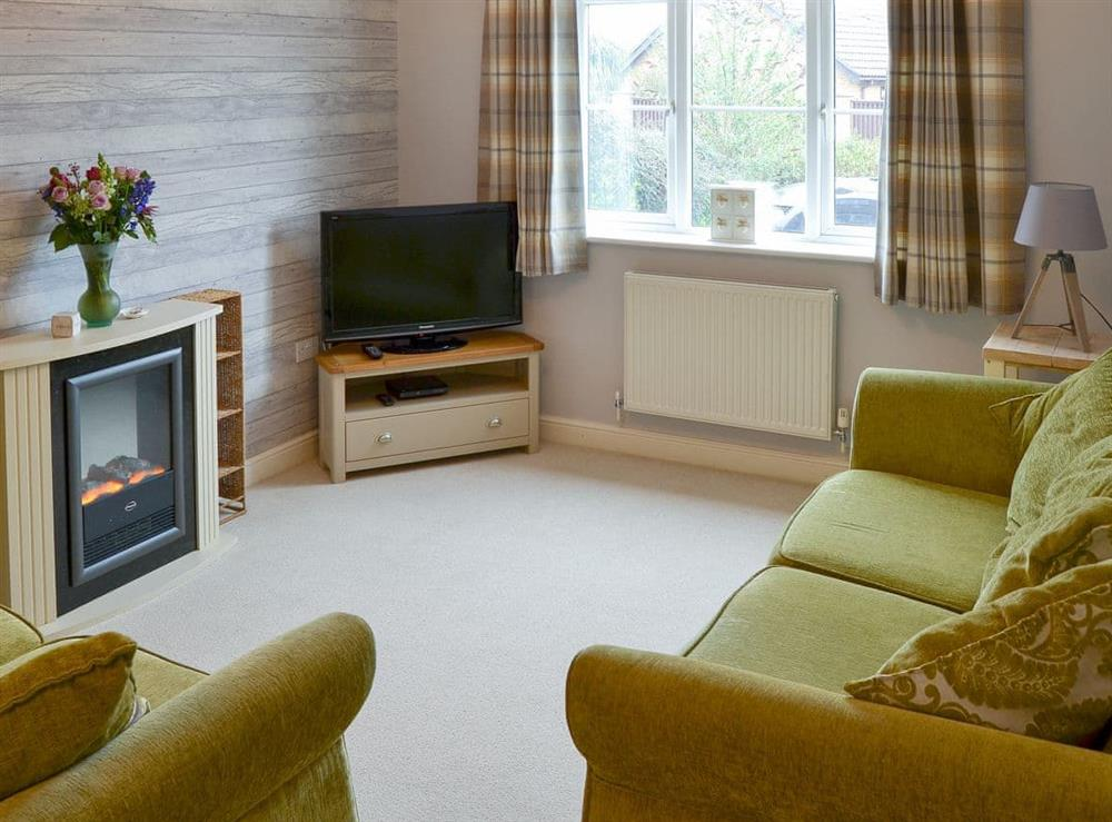 Comfy living area at Nanny Suzies Beach House in Caister-on-Sea, Norfolk