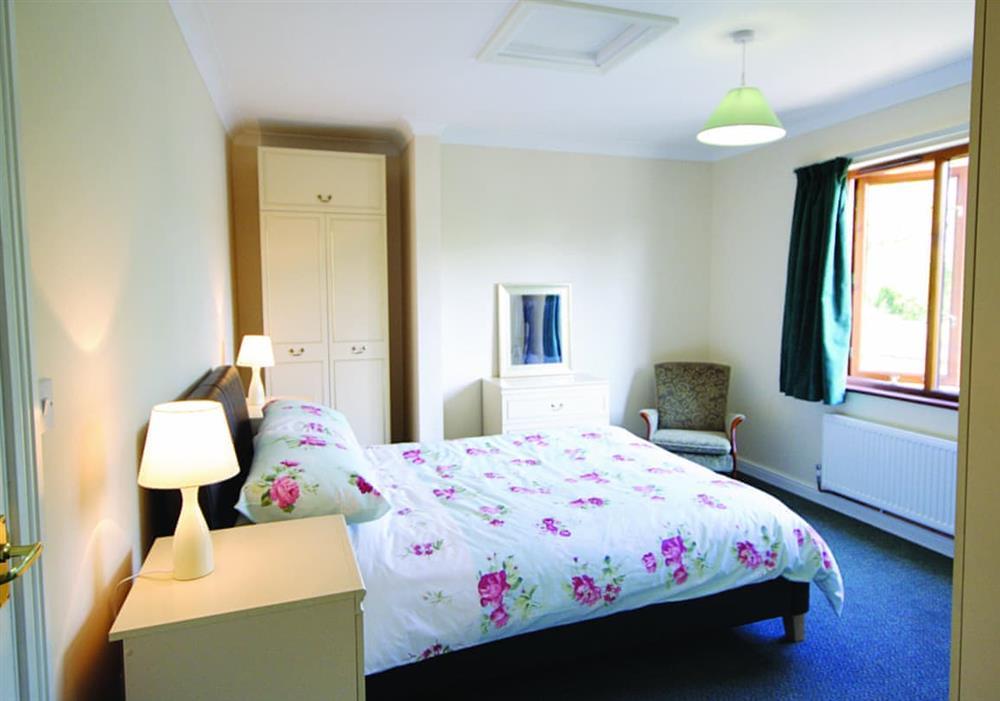 Nautical Nook double bedroom at Nautical Nook in Norwich, Norfolk