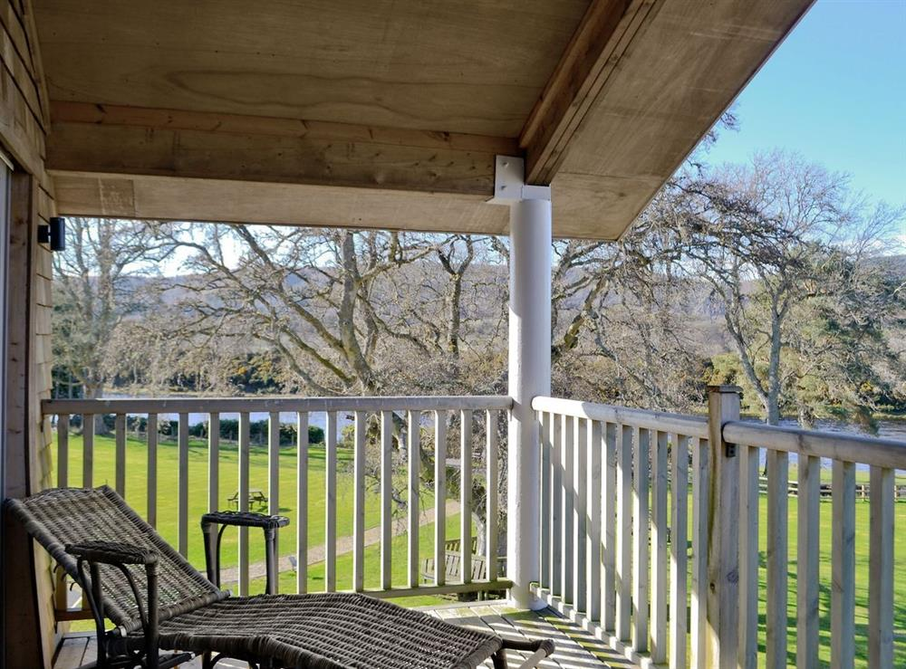 Terrace at River Lodge,