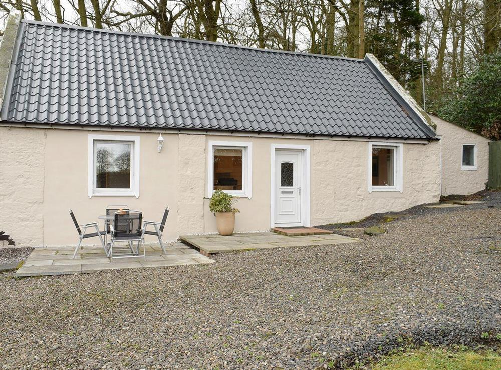 Characterful holiday home at Kinneddar Cottage,