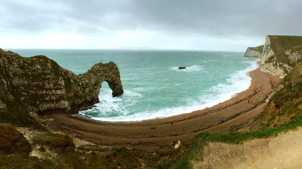 Visit Durdle Door at New Inn Farmhouse in Marnhull, near Shaftesbury, Dorset