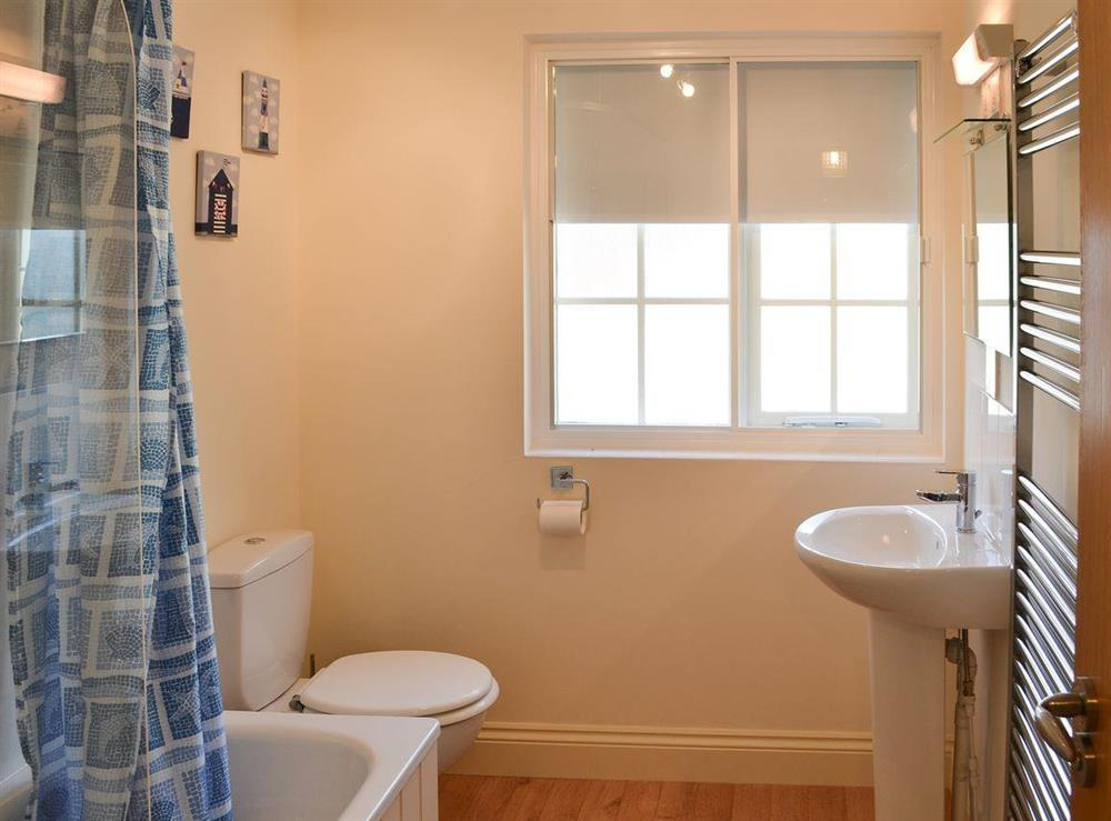 Bathroom at New Mill in Stalham Staithe, near Stalham, Norfolk