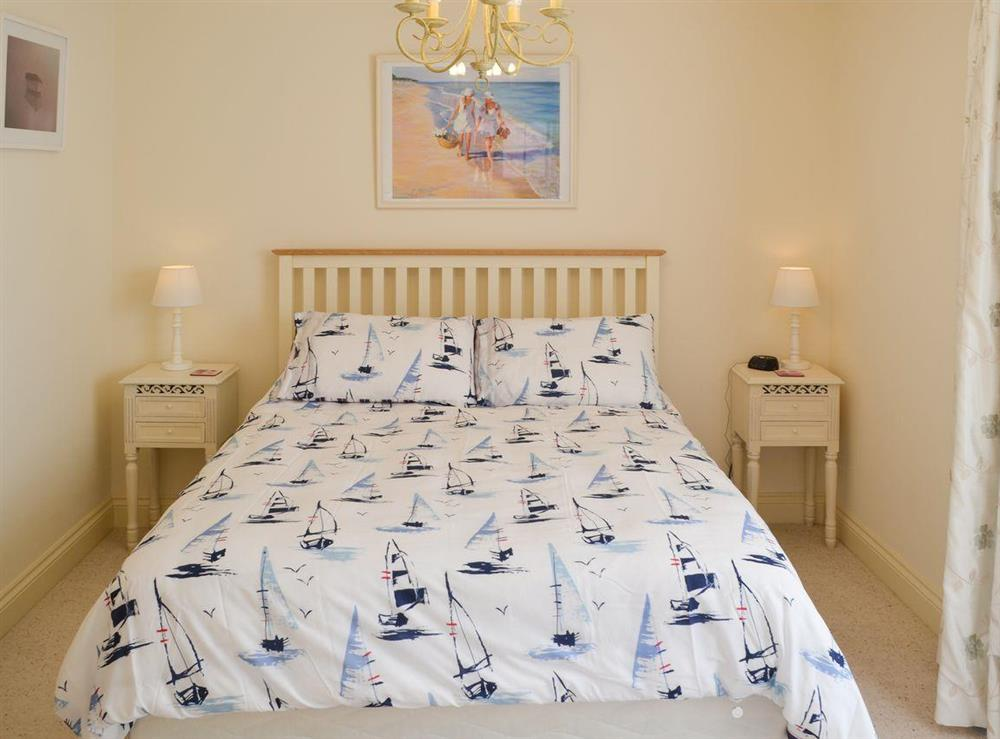 Double bedroom at New Mill in Stalham Staithe, near Stalham, Norfolk