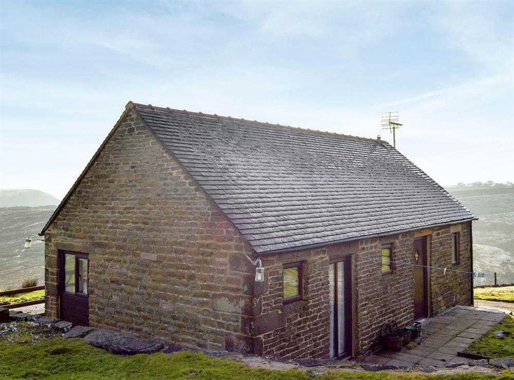 Lovely holiday bungalow at Nield Bank Bungalow in Quarnford, near Buxton, Staffordshire