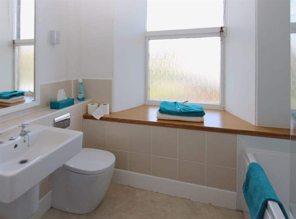 Bathroom at No.9 in Inverness, Highland
