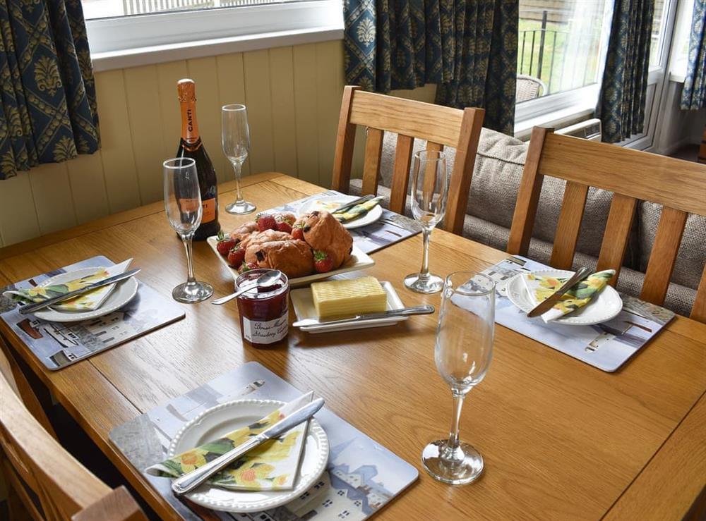 Dining area (photo 2) at Norton Park in Dartmouth, Devon