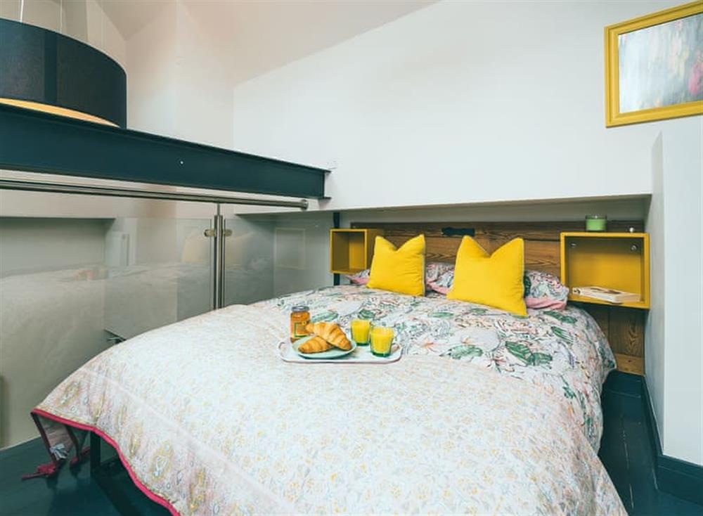 Double bedroom at Apartment 4,