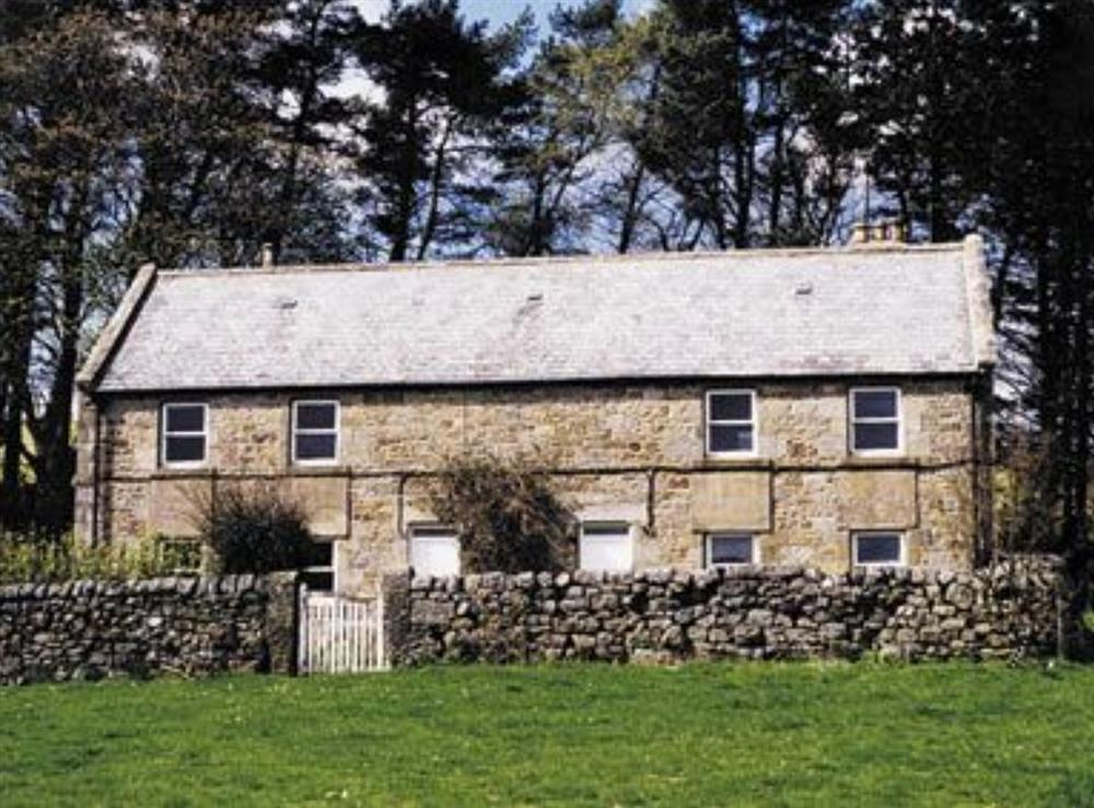 Exterior at Oak Cottage in Byrness Village, near Otterburn, Tyne And Wear