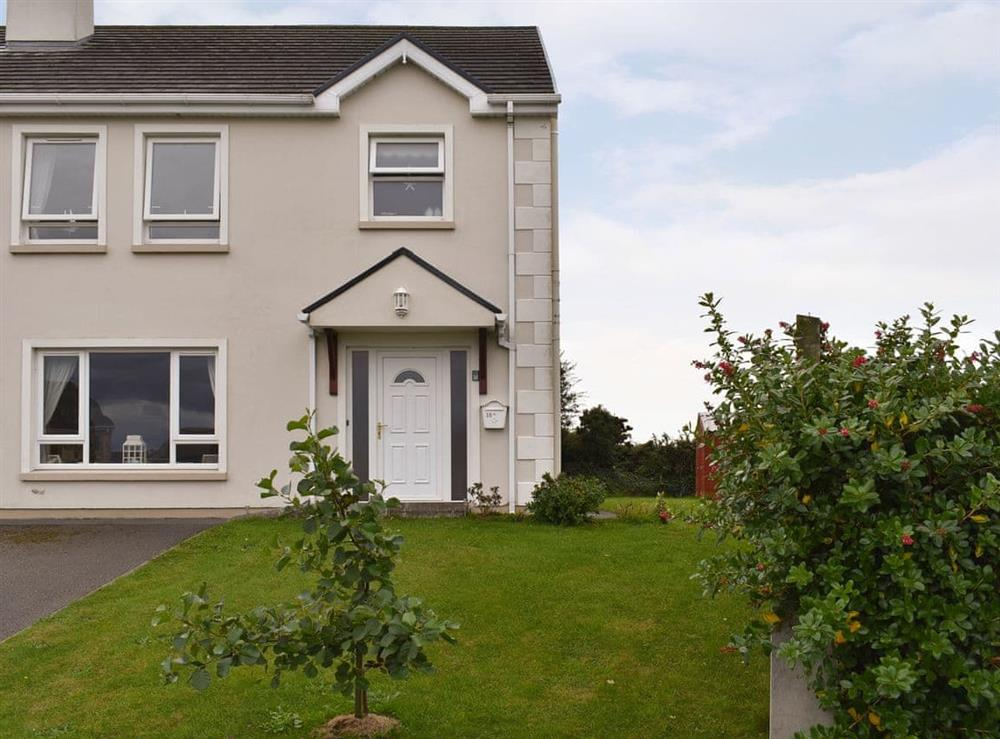 Attractive holiday home at Oak Grove in Dunfanaghy, Donegal, County Donegal