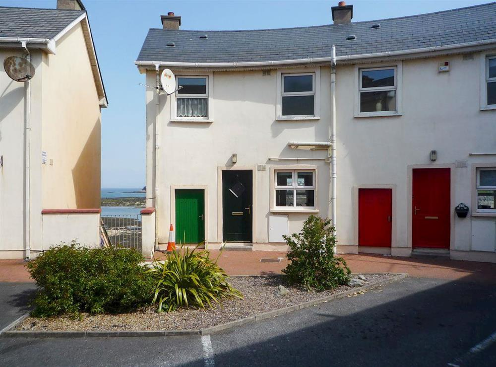 Seaside terraced town house at Ocean View in Bundoran, Co. Donegal, County Donegal