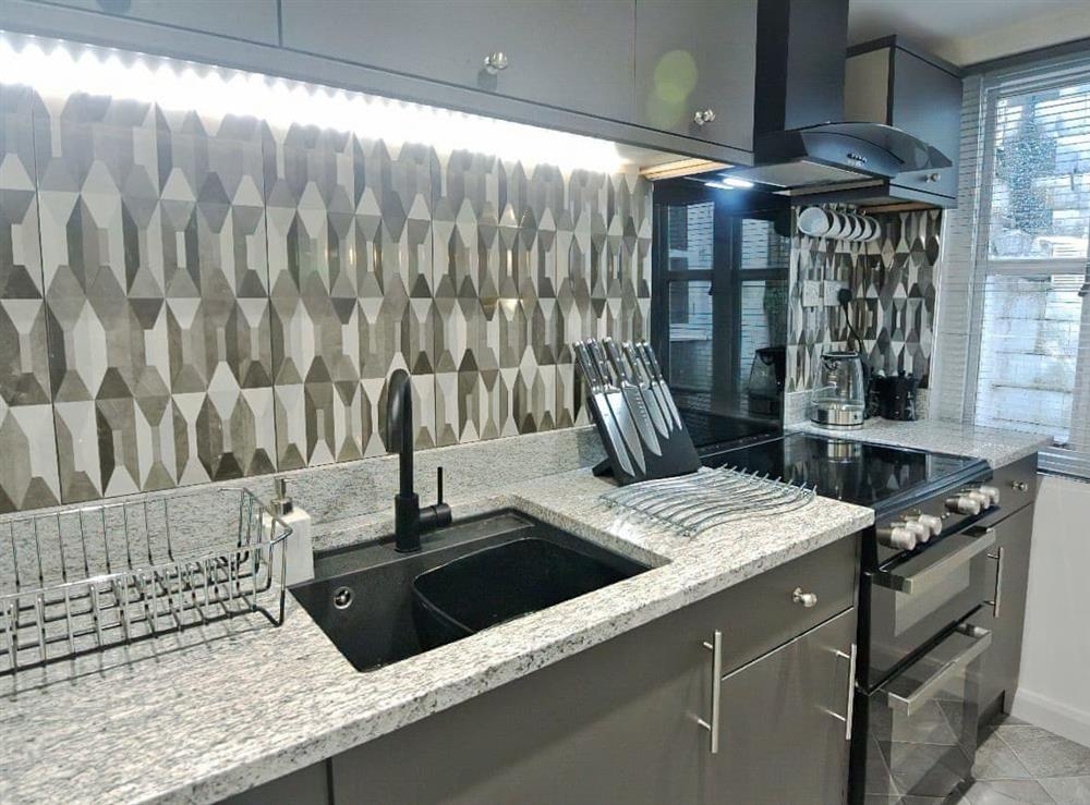 Modern kitchen (photo 2) at Ocello in Ocello, Devon