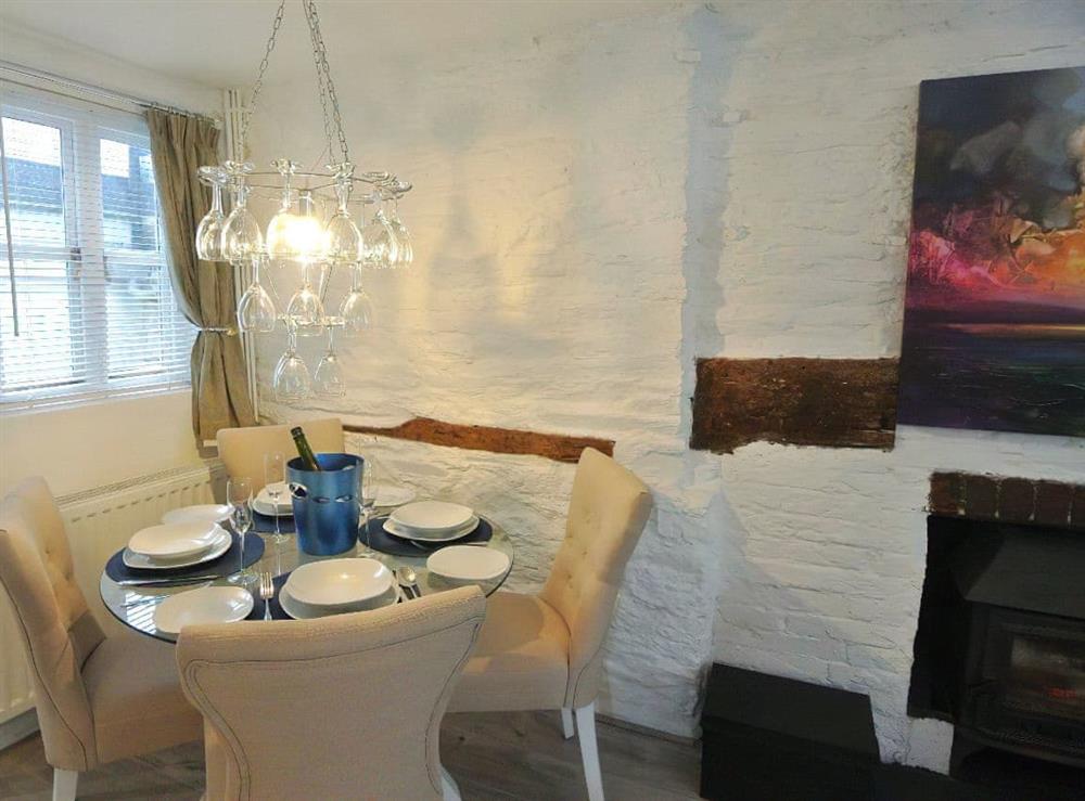 Stylish dining area (photo 2) at Ocello in Ocello, Devon