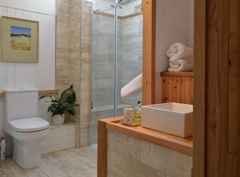 Bathroom at October House in Harleston, Norfolk