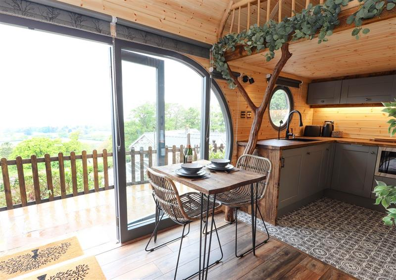 Enjoy the living room at Offas Dyke Escape, St Asaph