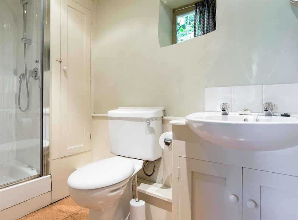 En-suite at The Count House,