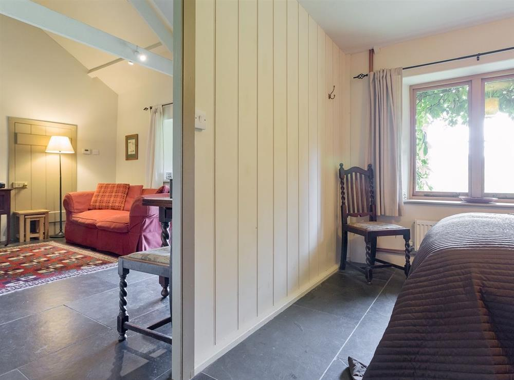 Double bedroom at The Smithy,