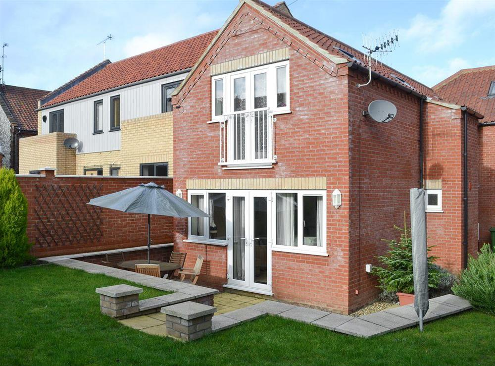 Lovely detached holiday home at Old Dairy Court in Sheringham, Norfolk, England