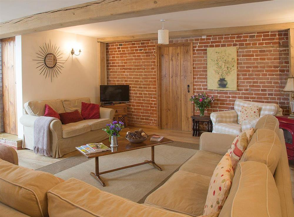 Welcoming living room at Old Corn Mill,