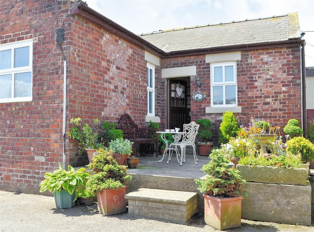 Exterior at Old Hollow Cottage in Banks, near Hesketh Bank, Lancashire