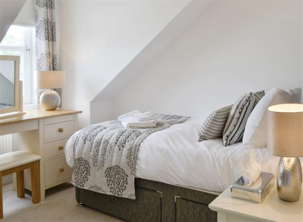 Cosy single bedroom at Old Loans Cottage in Loans, near Troon, Ayrshire