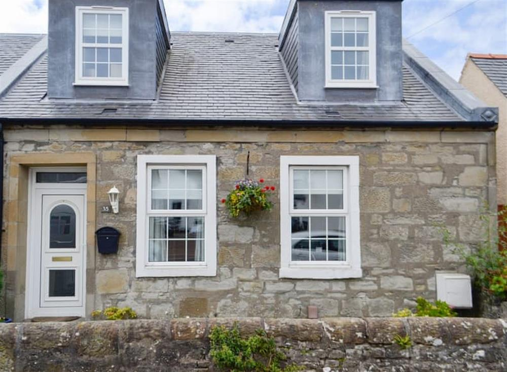 Delightful holiday home at Old Loans Cottage in Loans, near Troon, Ayrshire