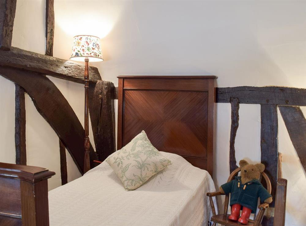 Single bedroom at Old Maltsters Arms Cottage in Pulham St Mary, near Diss, Norfolk