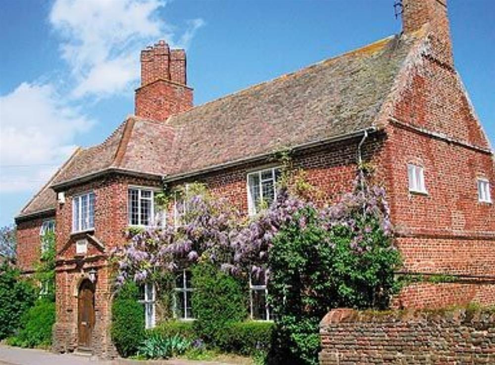 Exterior at Old Porch House in Ely, Haddenham, Cambridgeshire