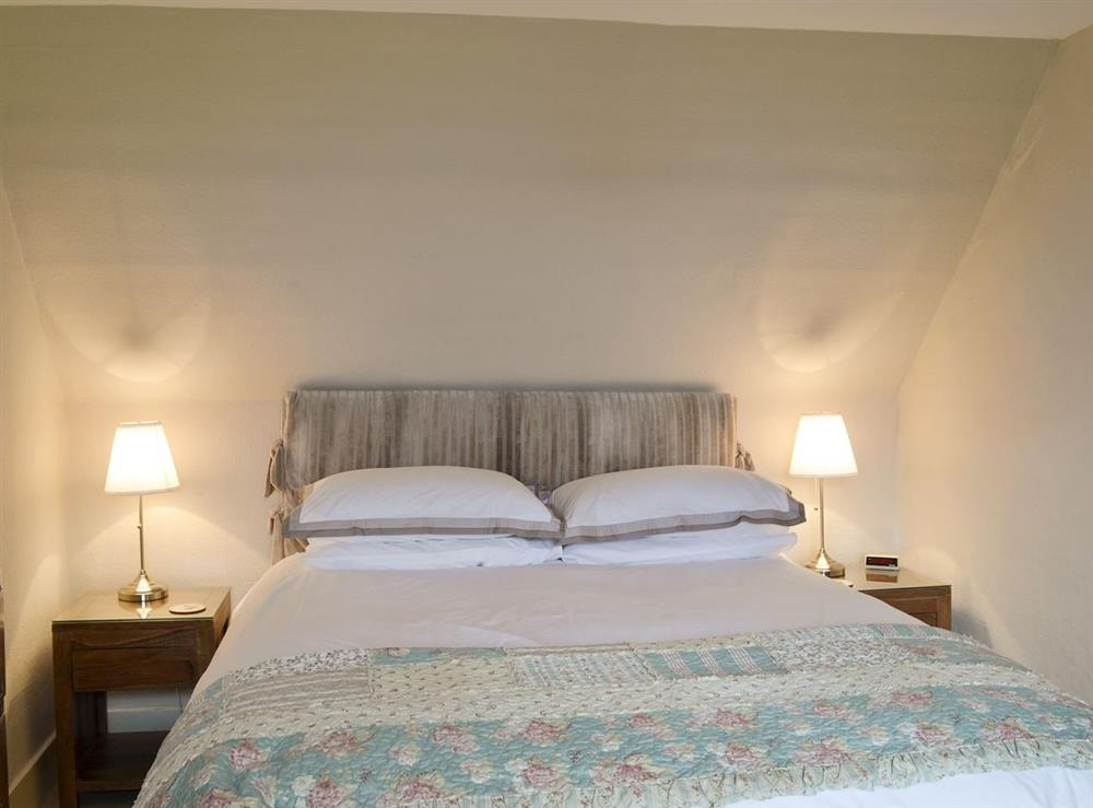 Double bedroom at Old Post Office House in Inverness, Inverness-Shire