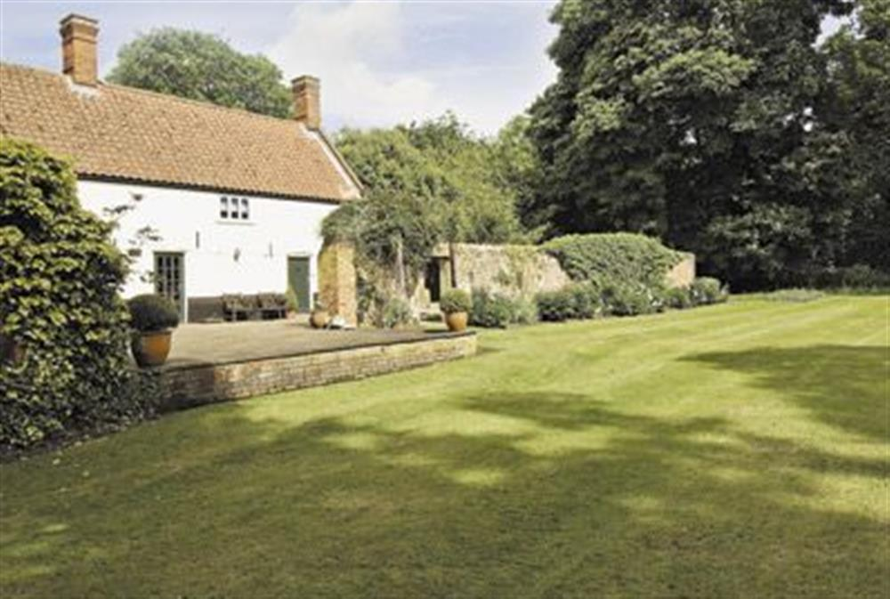 Exterior at Old Rectory Cottage in Heydon, Nr Aylsham, Norfolk., Great Britain