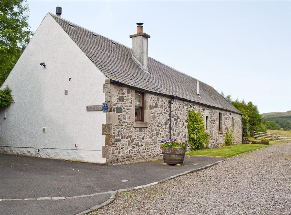 Exterior at Old Stones Cottage in Dollar, Clackmannanshire