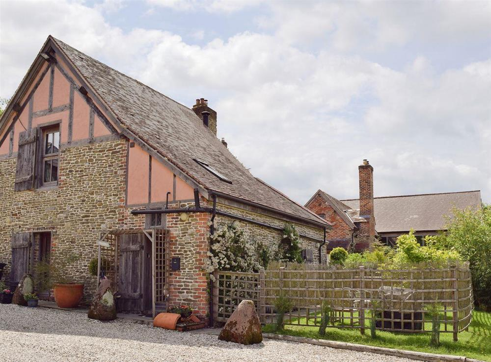 Historic holiday home at Falstaff Cottage,