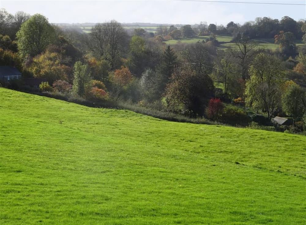 The Stour Valley Way in autumn
