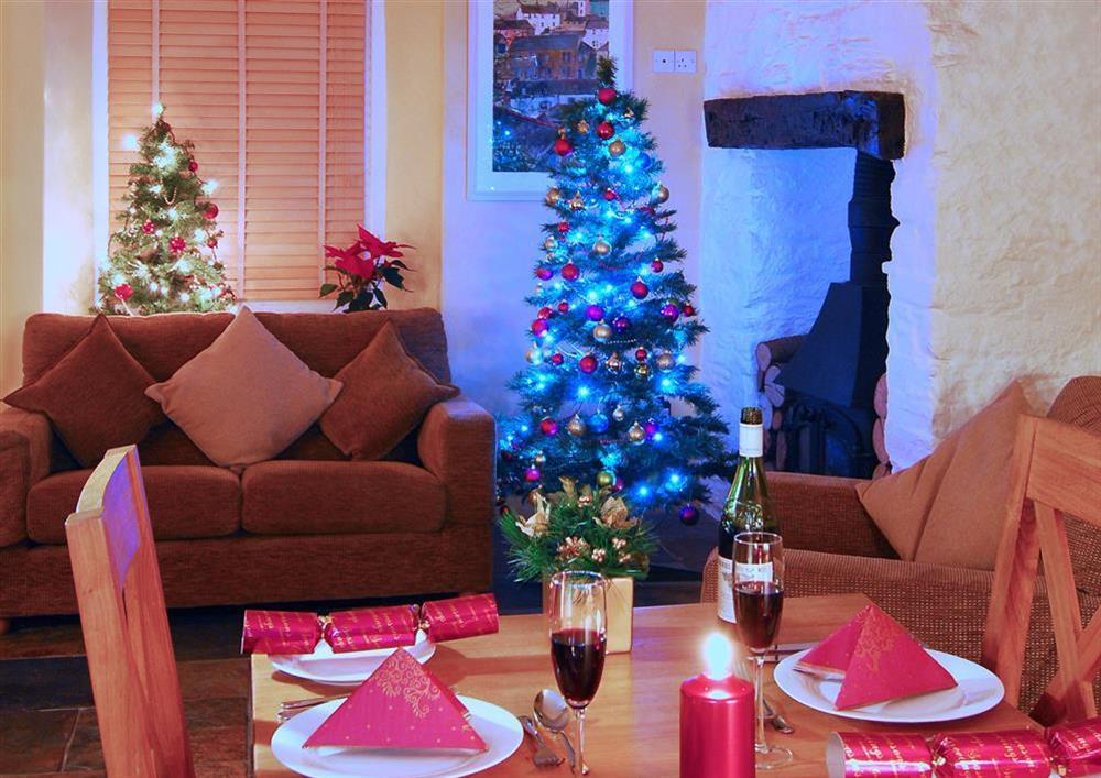 Christmas (photo 2) at Onedin House at Onedin House in 11 Crowthers Hill, Dartmouth