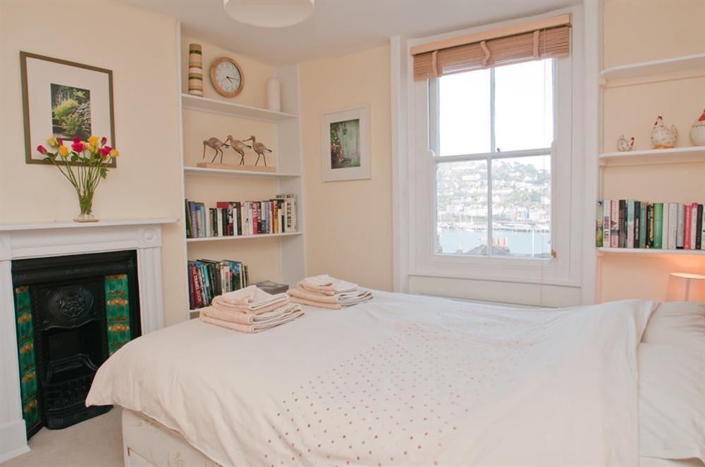 First floor double bedroom at Onedin House in 11 Crowthers Hill, Dartmouth