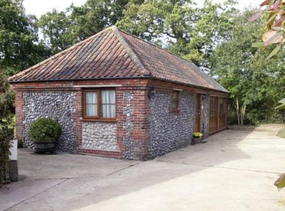 Exterior at Orchard Cottage in Lower Gresham, Norfolk