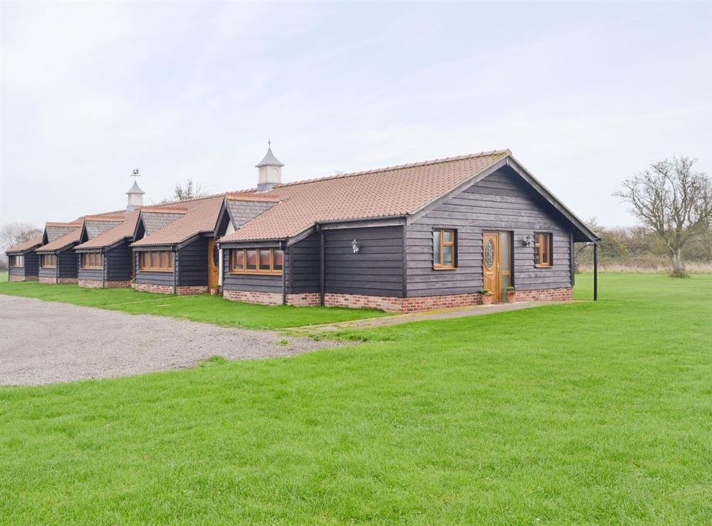 Exterior at Orchard Cottage in St Osyth, Essex
