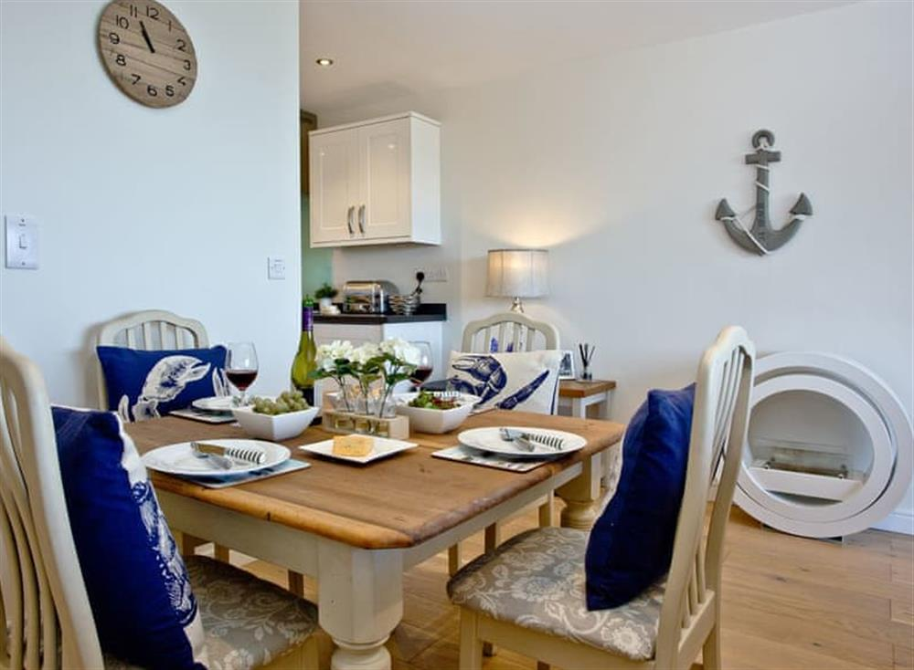 Dining Area at The Cove,