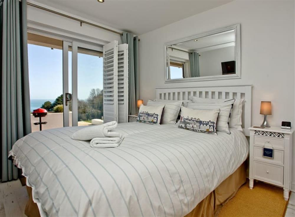 Double bedroom at The Cove,