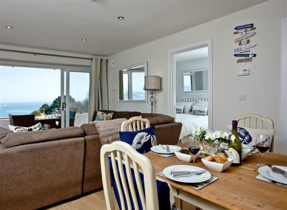 Open plan living space (photo 2) at The Cove,